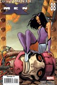 Ultimate X-Men (2001) #88 cover