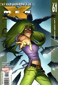 Ultimate X-Men (2001) #61 cover