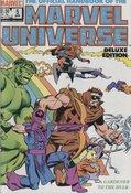 Official Handbook Of The Marvel Universe - Deluxe Edition #5 cover