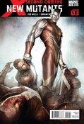 New Mutants (2009) #12 cover