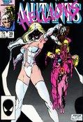New Mutants (1983) #39 cover