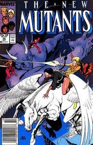 New Mutants (1983) #56