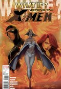 What If? Astonishing X-Men (2010) #1 cover