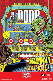 All-New Doop (2014) #2 cover