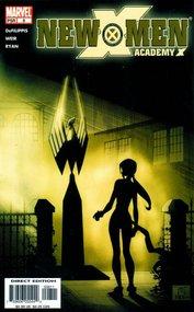 New X-Men (2004) #8