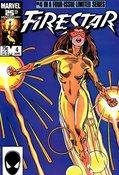 Firestar (1986) #4 cover
