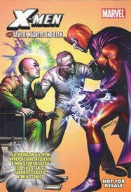 X-Men: The Unlikely Saga of Xavier, Magneto and Stan #1