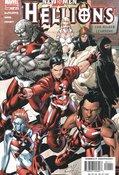 New X-Men: Hellions (2005) #1 cover