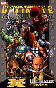 Official Handbook of the Ultimate Marvel Universe 2005 (2005) #2