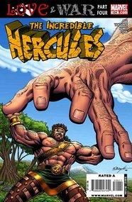 Incredible Hercules (2008) #124