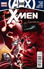 Uncanny X-Men (2011) #11