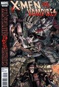 X-Men: Curse of the Mutants - X-Men Vs. Vampires  (2010) #2 cover