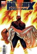 X-Men: Phoenix - Endsong (2005) #4 cover