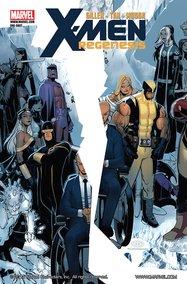 X-Men: Regenesis (2011) #1 cover