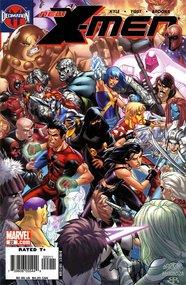 New X-Men (2004) #22