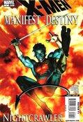 X-Men: Manifest Destiny: Nightcrawler (2009) #1 cover
