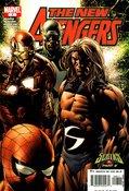 New Avengers (2005) #8 cover