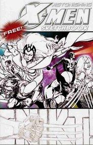 Astonishing X-Men / Amazing Spider-Man: The Gauntlet Sketchbook #1
