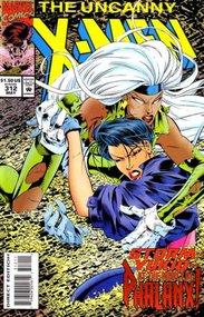 Uncanny X-Men (1963) #312