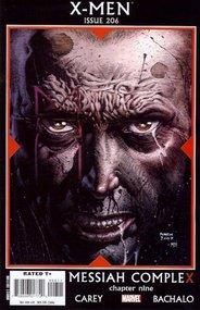 X-Men (2004) #206