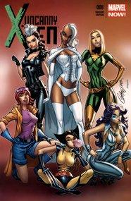 Uncanny X-Men (2013) #8 cover