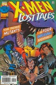 X-Men: Lost Tales (1997) #2