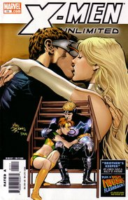 X-Men Unlimited (2004) #11 cover