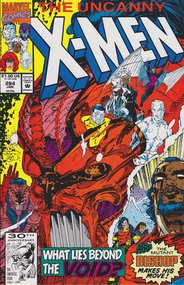 Uncanny X-Men (1963) #284