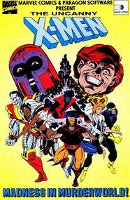 Uncanny X-Men: Madness in Murderworld (1989) #1