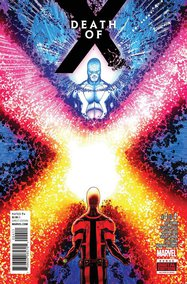 Death of X (2016) #4