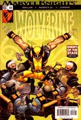 Wolverine (2003) #23 cover