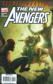 The New Avengers (2005) #41