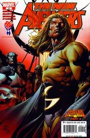 The New Avengers (2005) #9