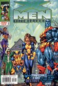 X-Men Unlimited (1993) #23 cover