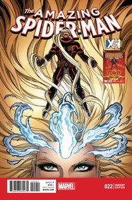 Amazing Spider-Man #22 (XcI variant)