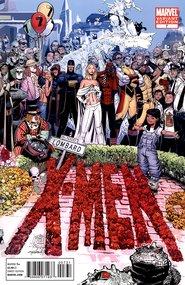 X-Men #7 Bachalo variant