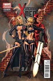 Uncanny X-Men v3 #19 (J. Scott Campbell Variant)