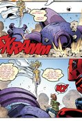 Avengers Academy #32, scan 1