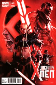 Uncanny X-Men (2013) #1 Variant