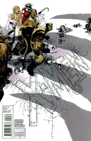 X-Men #9 Bachalo Variant