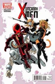 Uncanny X-Men v3 #19 (Giuseppe Gamuncoli Variant)