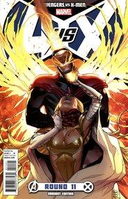 Avengers vs X-Men #11, Pichelli Variant
