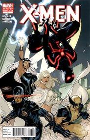 X-Men #7 Dodson variant 2