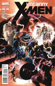 Uncanny X-Men #20, Deodato Jr. variant