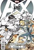 Avengers vs X-Men #2, Hulk vs Emma Frost Variant