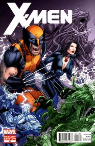 X-Men #41 (2010) Variant