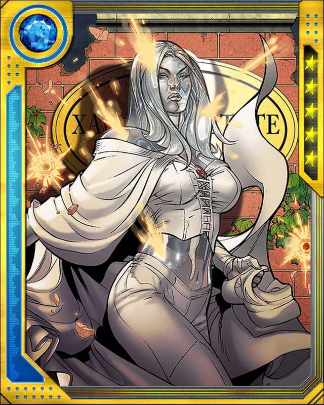 Diamond Lady, Emma Frost, War of Heroes