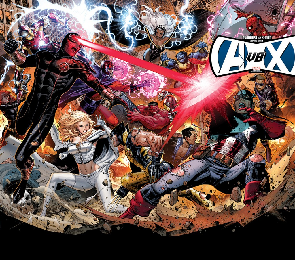 avengers vs the x-men cheung