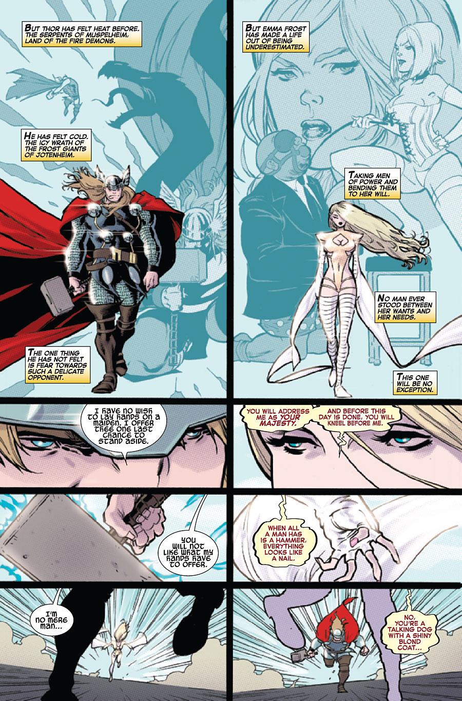 X Men Cast X-Treme X-Men, AvX VS ...