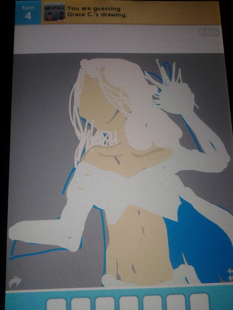 emma frost draw something